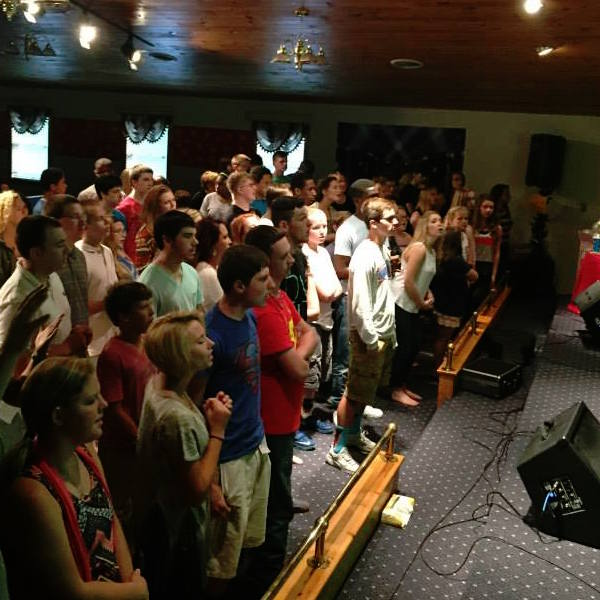WOD Summer Youth Camp Praise and Worship